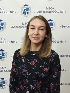 Данилова Виктория Анатольевна